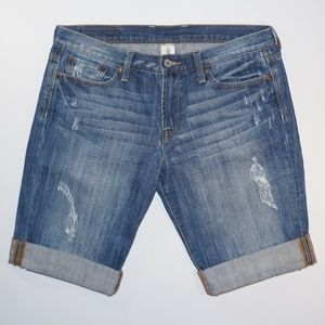 Lucky Brand  Bermuda Jean Shorts size 12/31